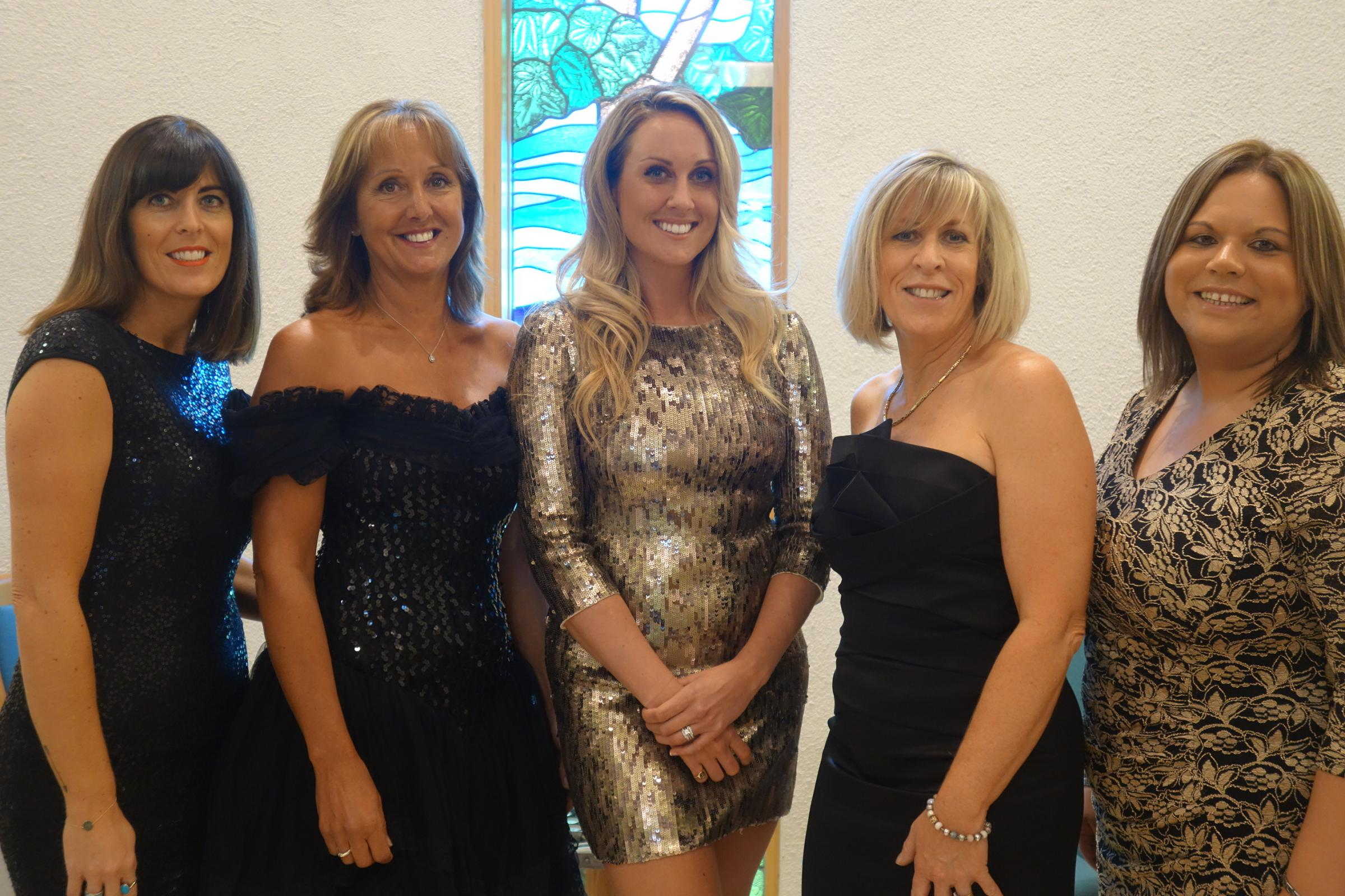 Glamorous Snowdrop Ball to raise cash for Worcester's St Richard's Hospice