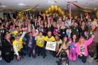 Npower staff help raise £80,000 for Children in Need at Worcester call centre