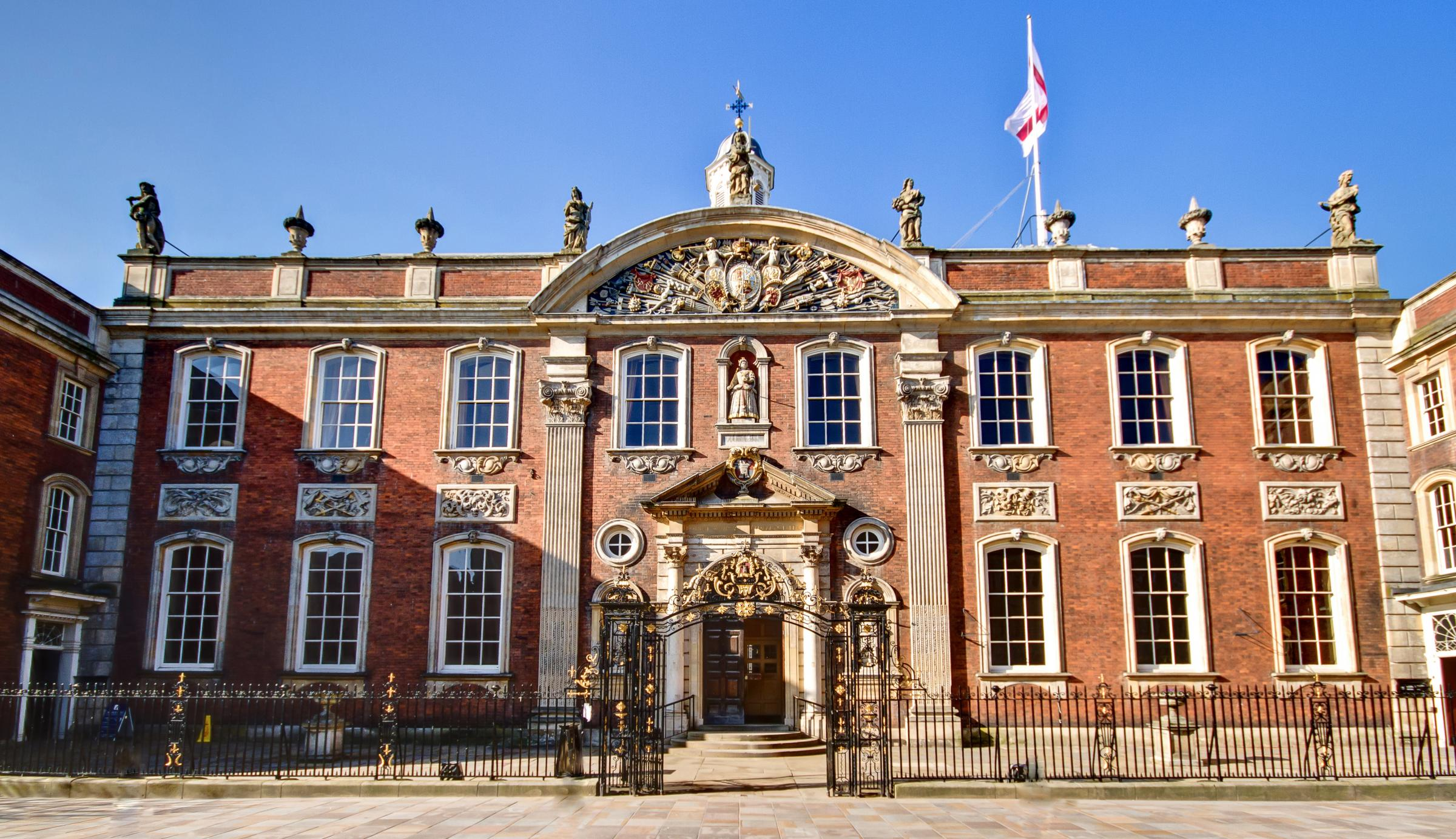 AWARD: Worcester Guildhall. Picture: Worcester City Council.