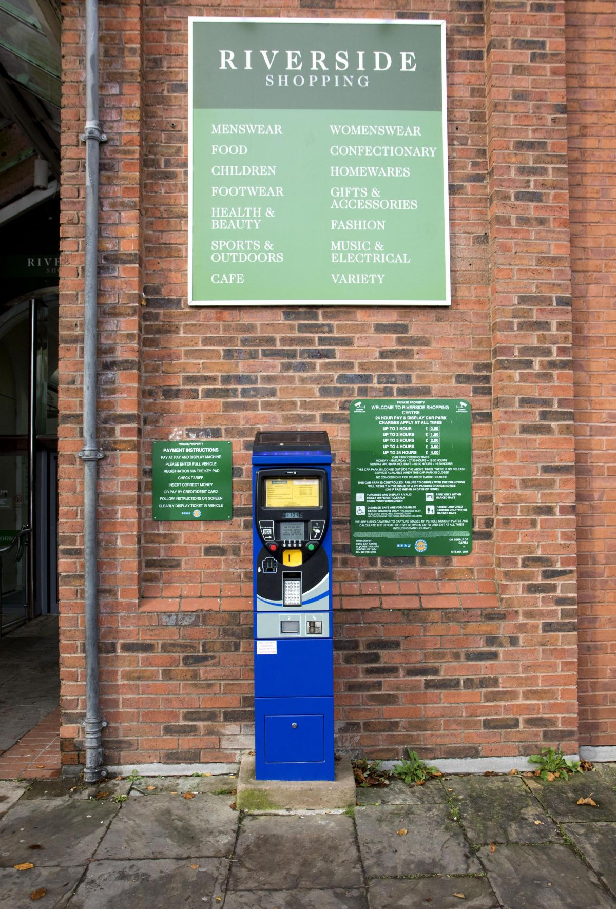 Euro Car Parks Criticised For Disabled Parking Charge At Riverside
