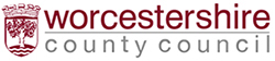 Worcester News: Worcestershire County Council Logo