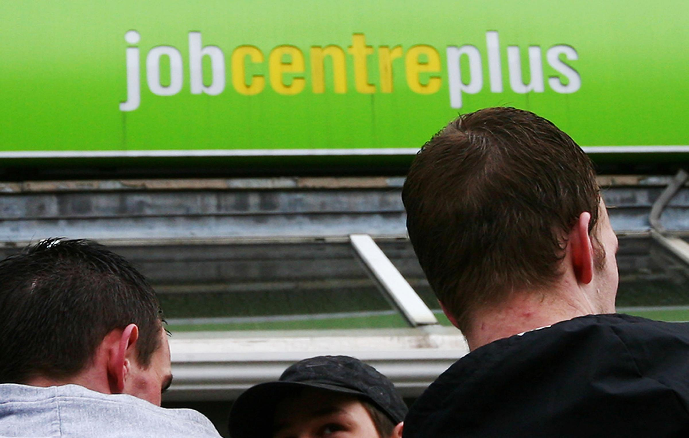 File photo dated 19/03/09 of a Job Centre Plus branch as latest unemployment figures will be released later today. PRESS ASSOCIATION Photo. Issue date: Wednesday February 17, 2016.  Photo credit should read: Gareth Fuller/PA Wire
