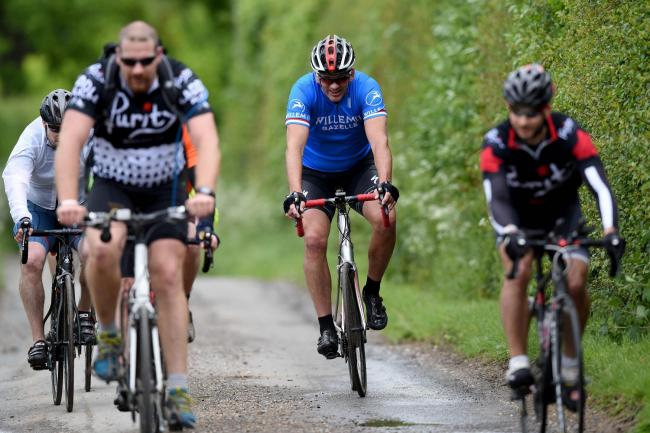 CONTROVERSIAL: Velo Birmingham was held in Worcestershire in 2017