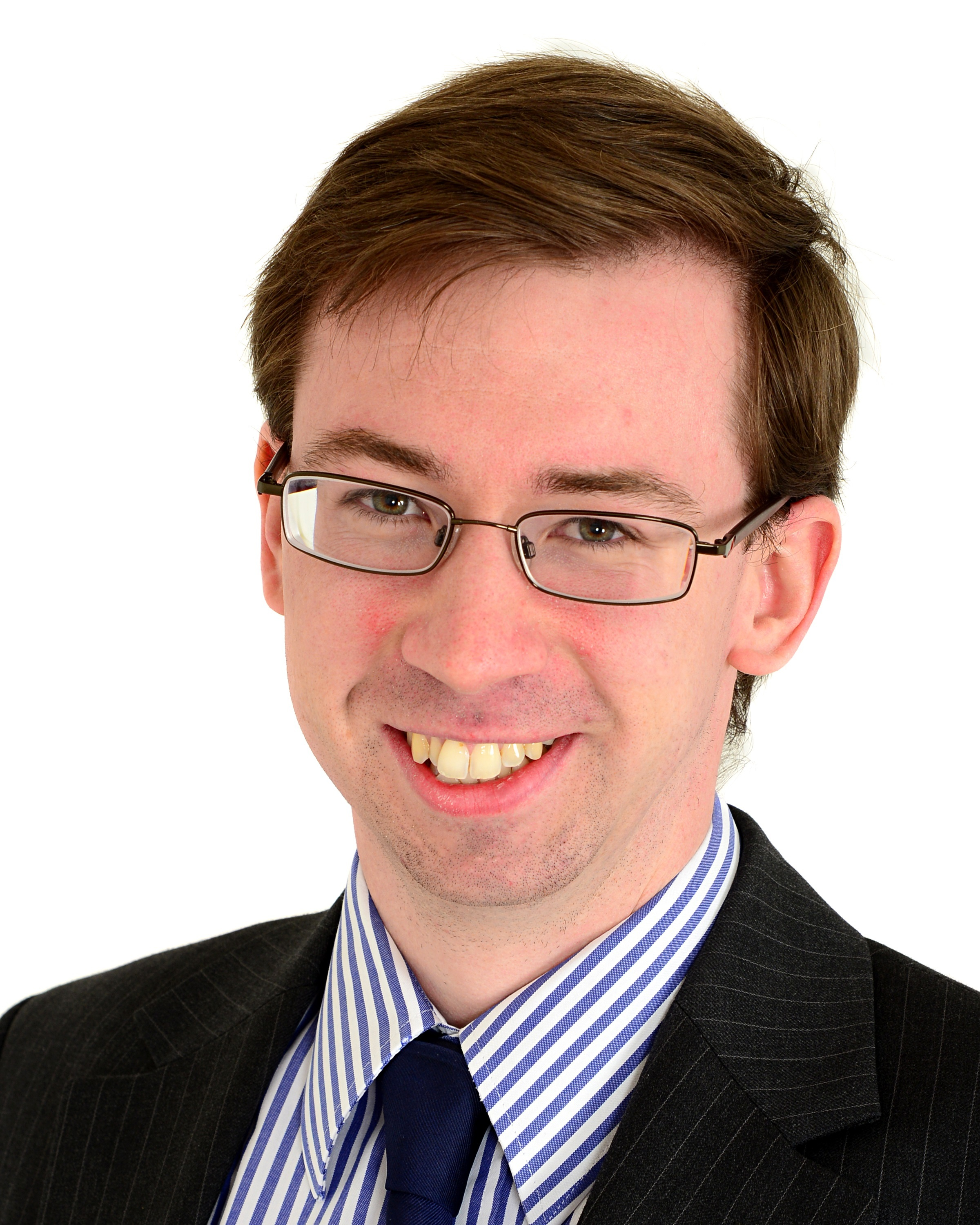 PROMOTION: Jack Smith who has been promoted at SME Solicitors.