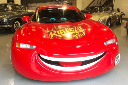 Lightning McQueen zooms into Walsall to meet youngsters this half term