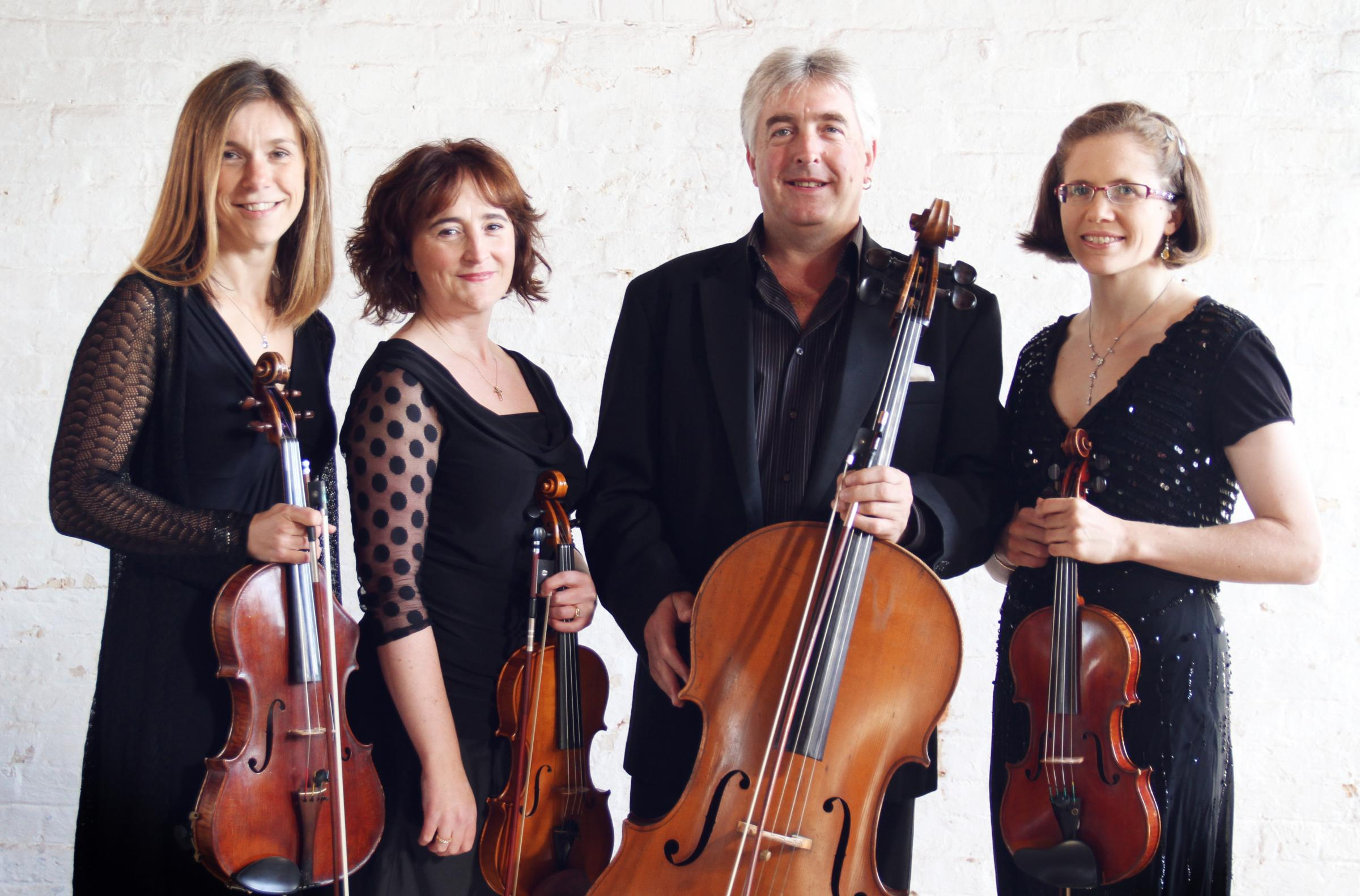 Astaria String Quartet – Christmas Family Concert