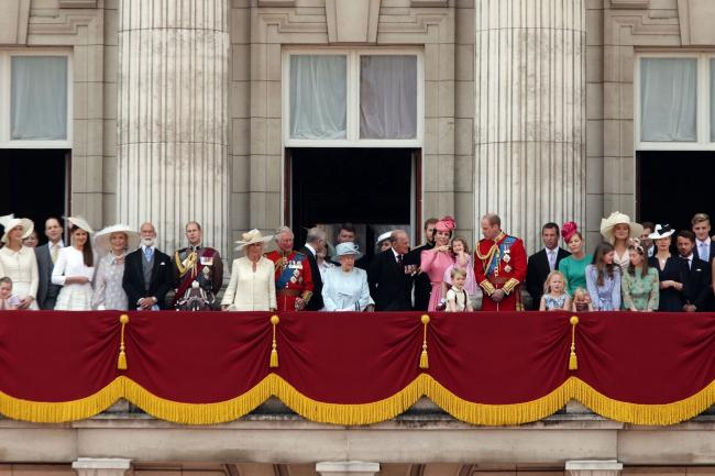 In Video: Which member of the Royal Family has clocked up