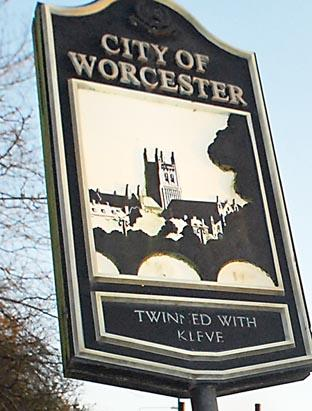 Worcester has to grow – or Redditch will take over