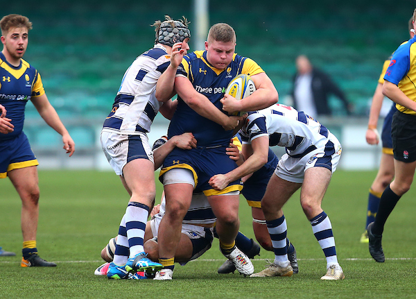 Lewis Holsey to start for England U18s against Italy | Worcester News