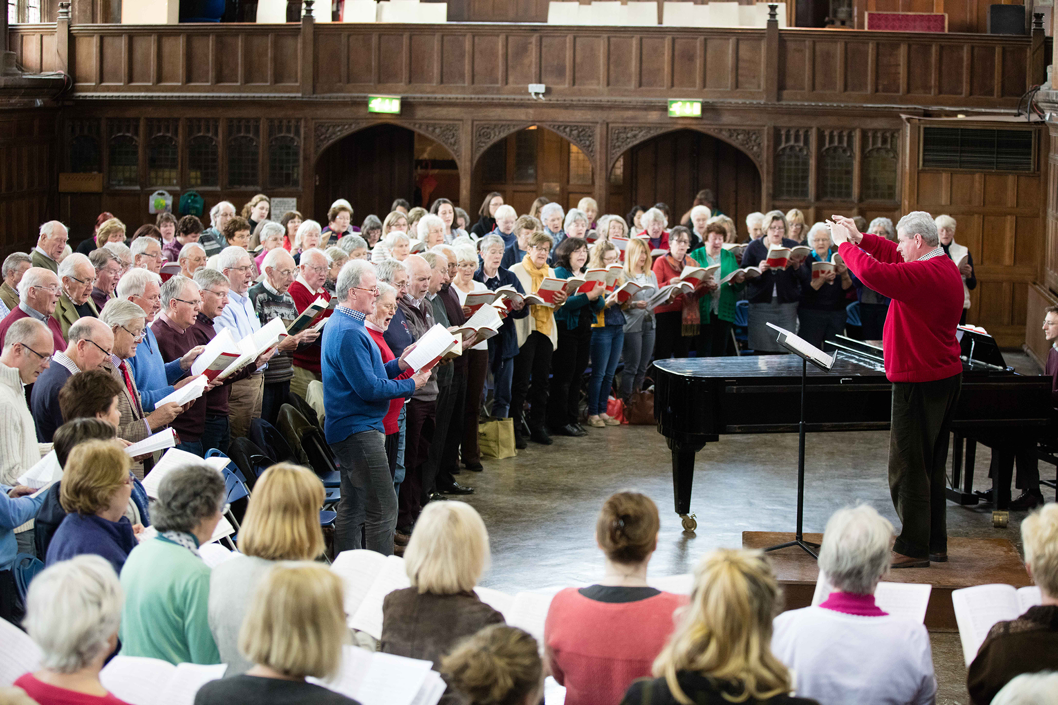 AMBITIOUS - Verdi will be the challenge for a Come and Sing session in Worcester