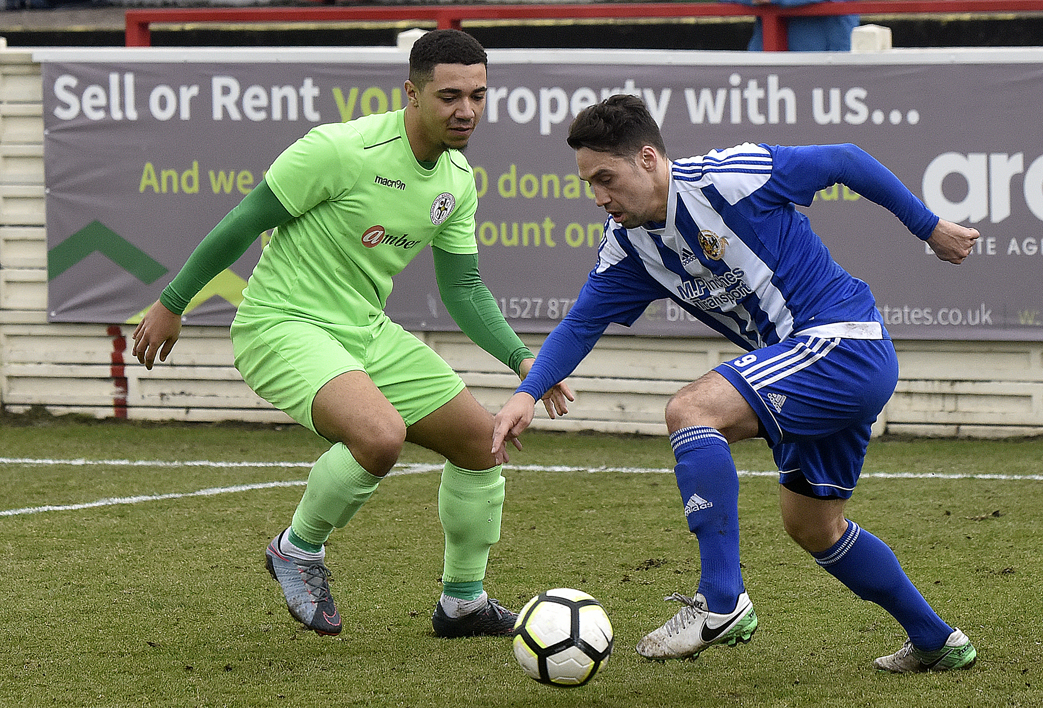 MOVING ON: Mark Danks is leaving Worcester City