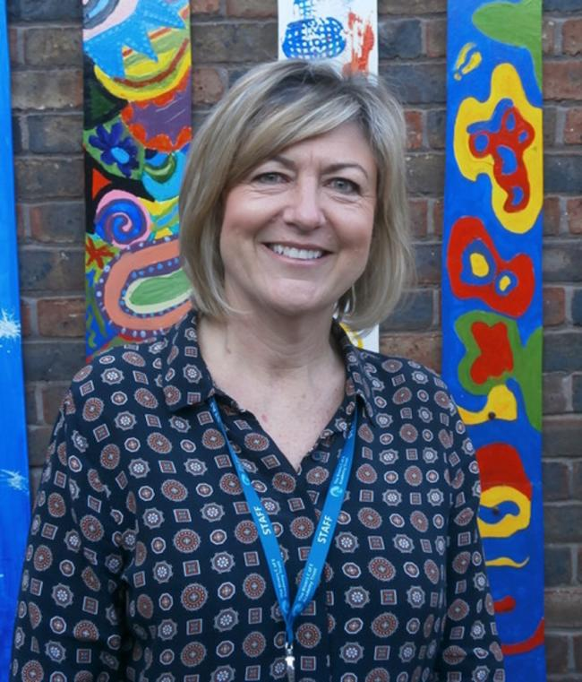 NEW SCHOOL: New headteacher of North Worcester Primary Academy Sian Williams