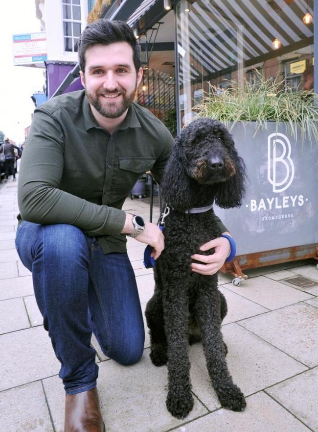 County firm launches Dogs Allowed Card for restaurants and