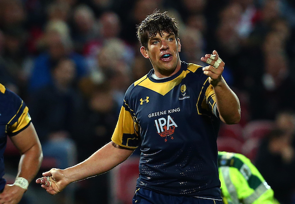 Donncha O'Callaghan. Picture: Robbie Stephenson/JMP