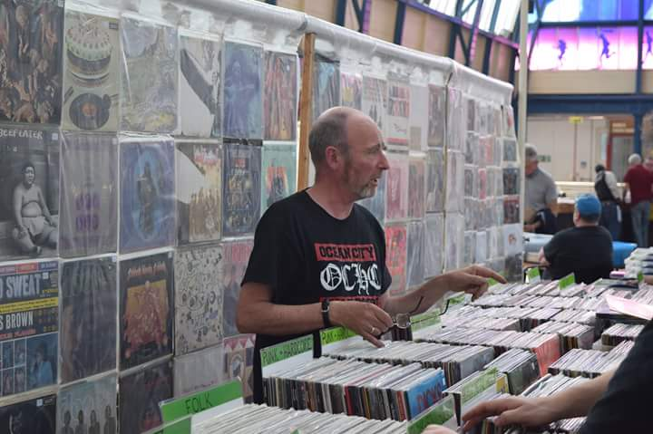 Rockaway Records Hereford Record Fair