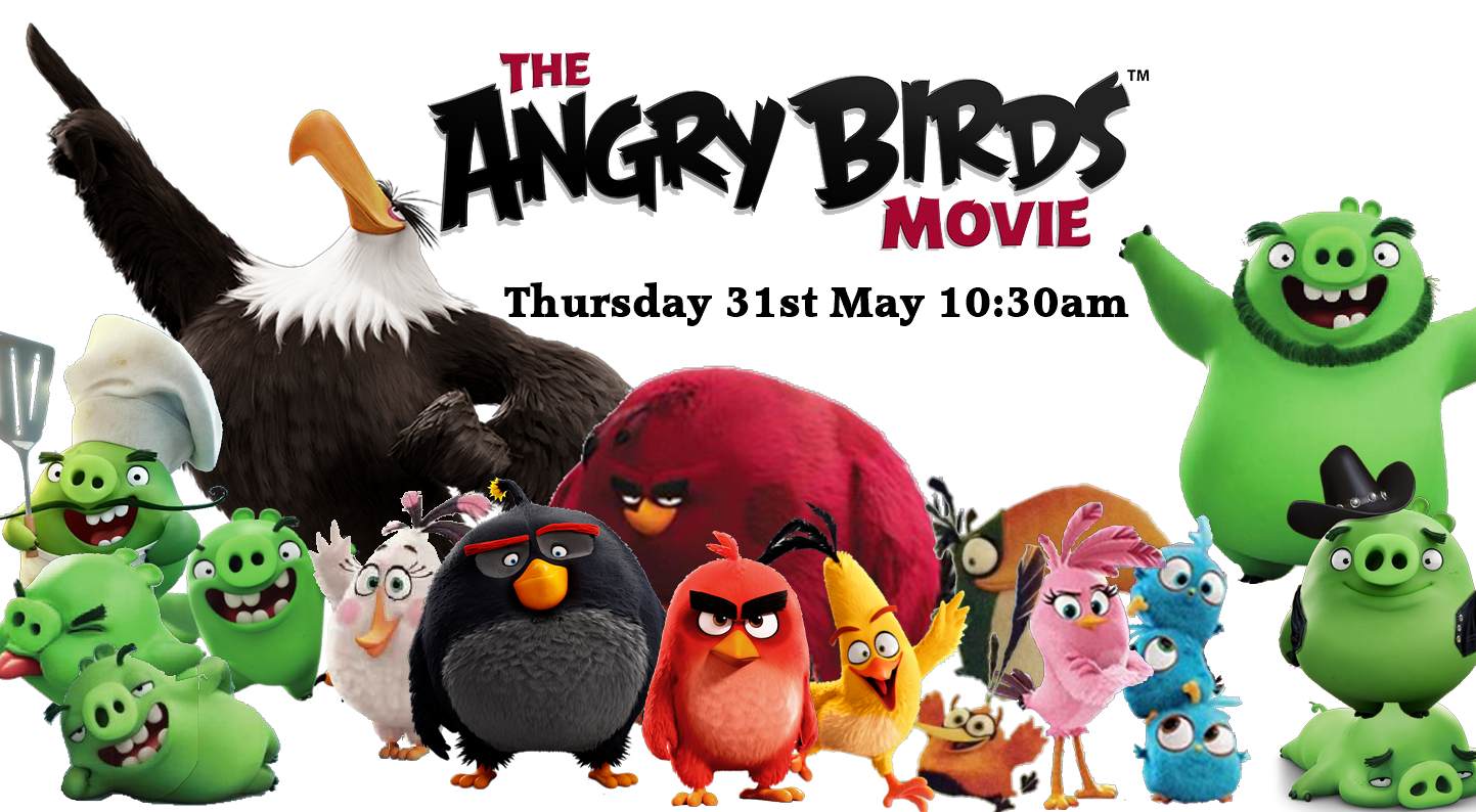 Film: The Angry Birds