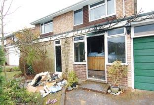 Family's spaniel and hamster die in fire | Worcester News