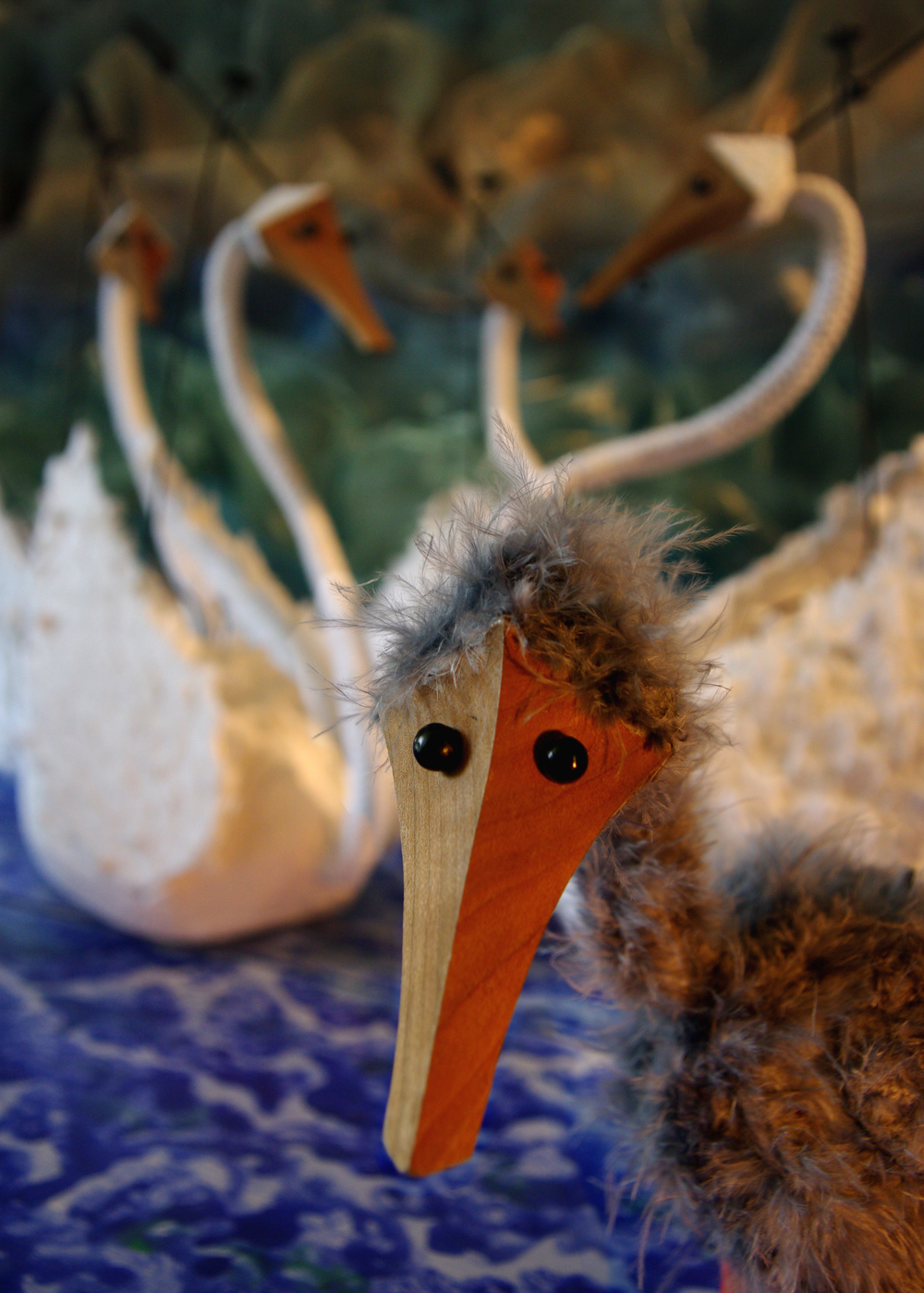 Sea Legs Puppet Theatre presents The Ugly Duckling