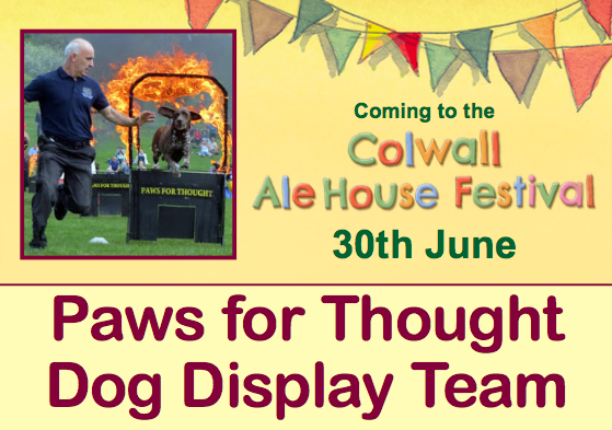 Paws for Thought Dog Display Team