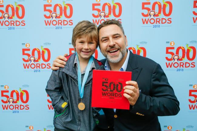Watch david walliams read poo fairy by evan 7 winner of bbc winner seven year old evan boxall from battenhall with david walliams voltagebd Choice Image
