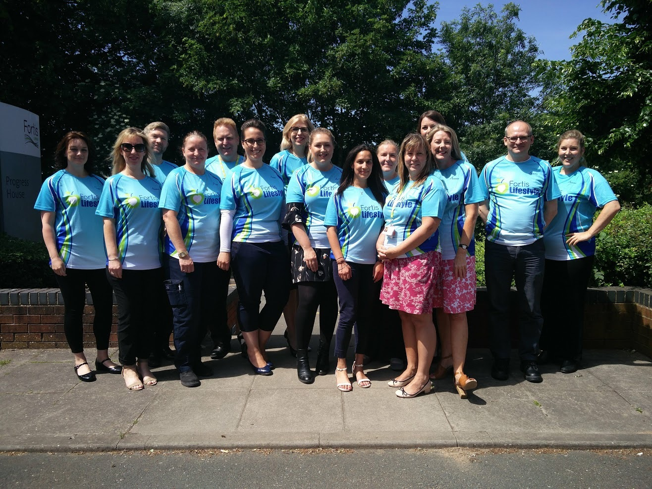 KIND-HEARTED: A team from Fortis will be racing the dragon this summer to raise money for Parkinson's UK.