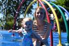 The play fountains where you can cool down for free in Droitwich, Pershore and Evesham