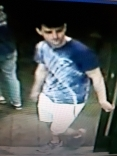 POLICE: Officers want to speak to this man in relation to a sexual assault. Picture courtesy of West Mercia Police