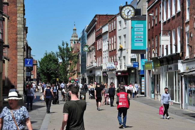 09751918f0d08 Worcester named the happiest city in the UK