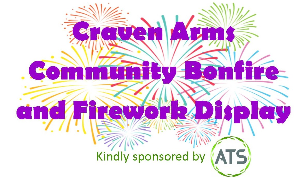 Craven Arms Bonfire and Fireworks