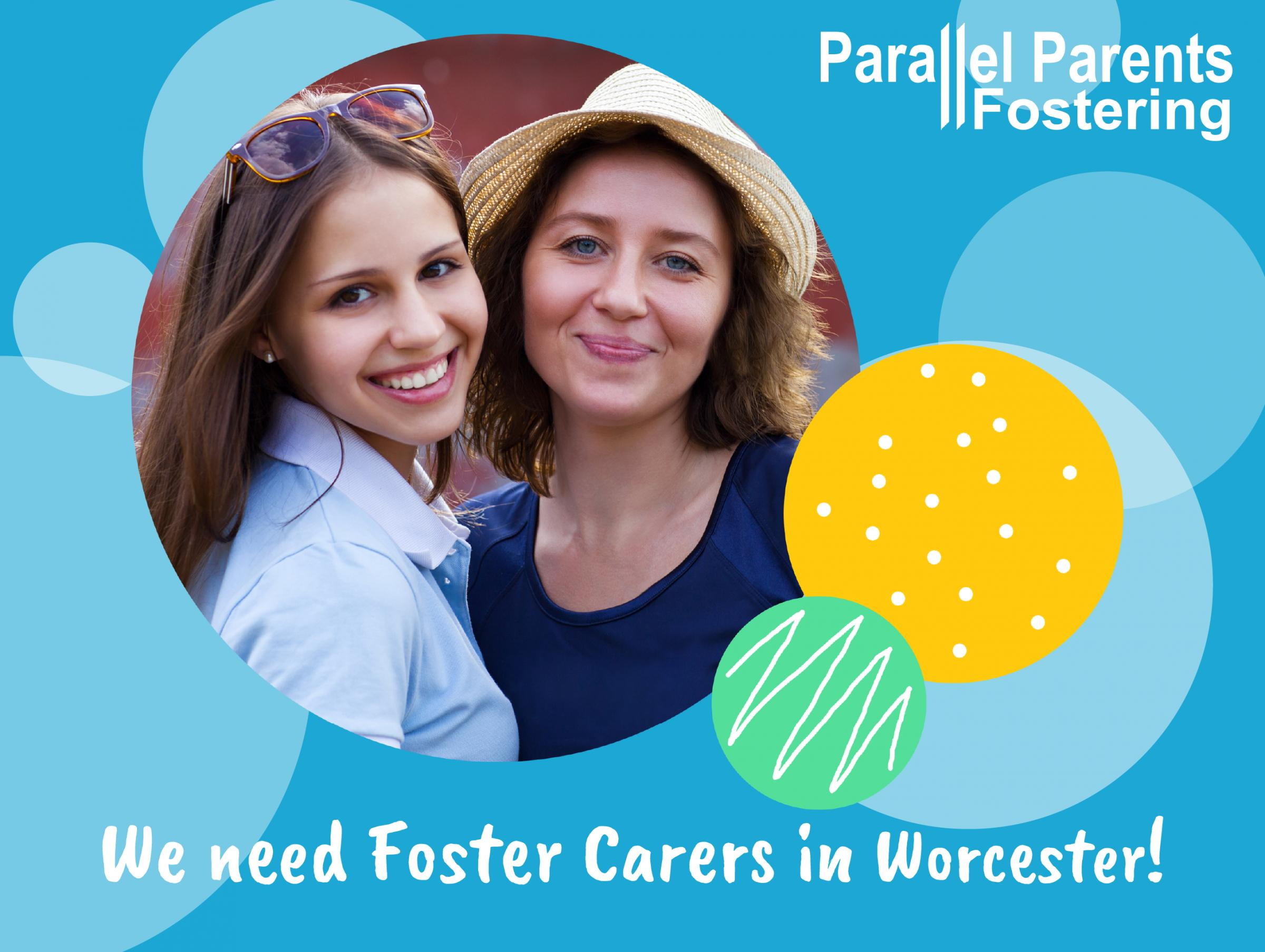 Parallel Parents Fostering Service will be Joining Macmillan Coffee Morning at Lyppard Hub Worcester