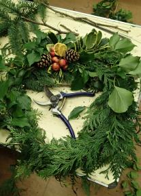 Christmas Wreath Workshop @ Highgate Common
