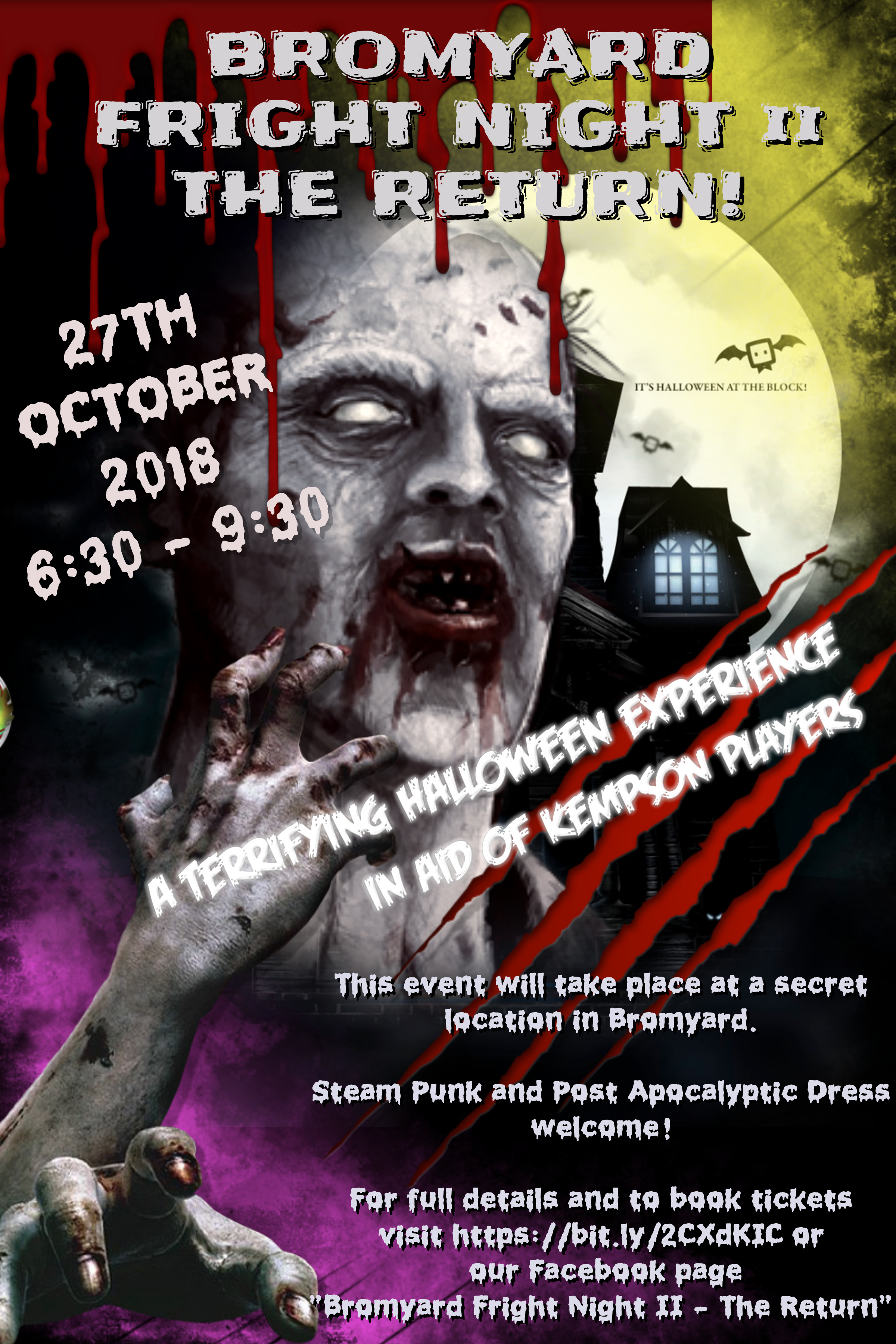 Bromyard Fright Night II - the Return