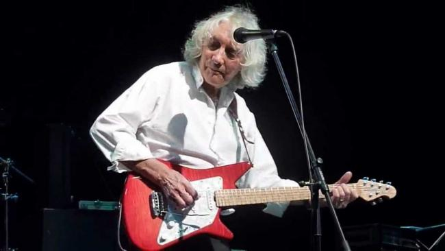 GUITAR HERO: Albert Lee is heading to the hall