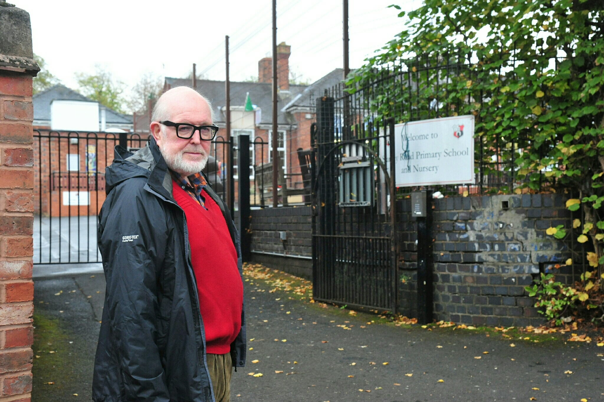 CONCERNED: Councillor Paul Denham is angry with Worcester�s Stanley Road Primary School for not telling him about its plan to become an academy