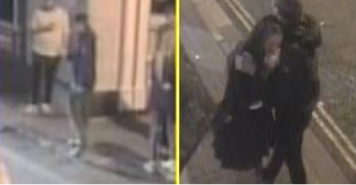 DISORDER: The images released after the disorder outside Tramps. Picture: South Worcestershire Cops