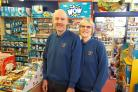 SHOP: Mark and Heather Stewart, owners of Wise Owl Toys