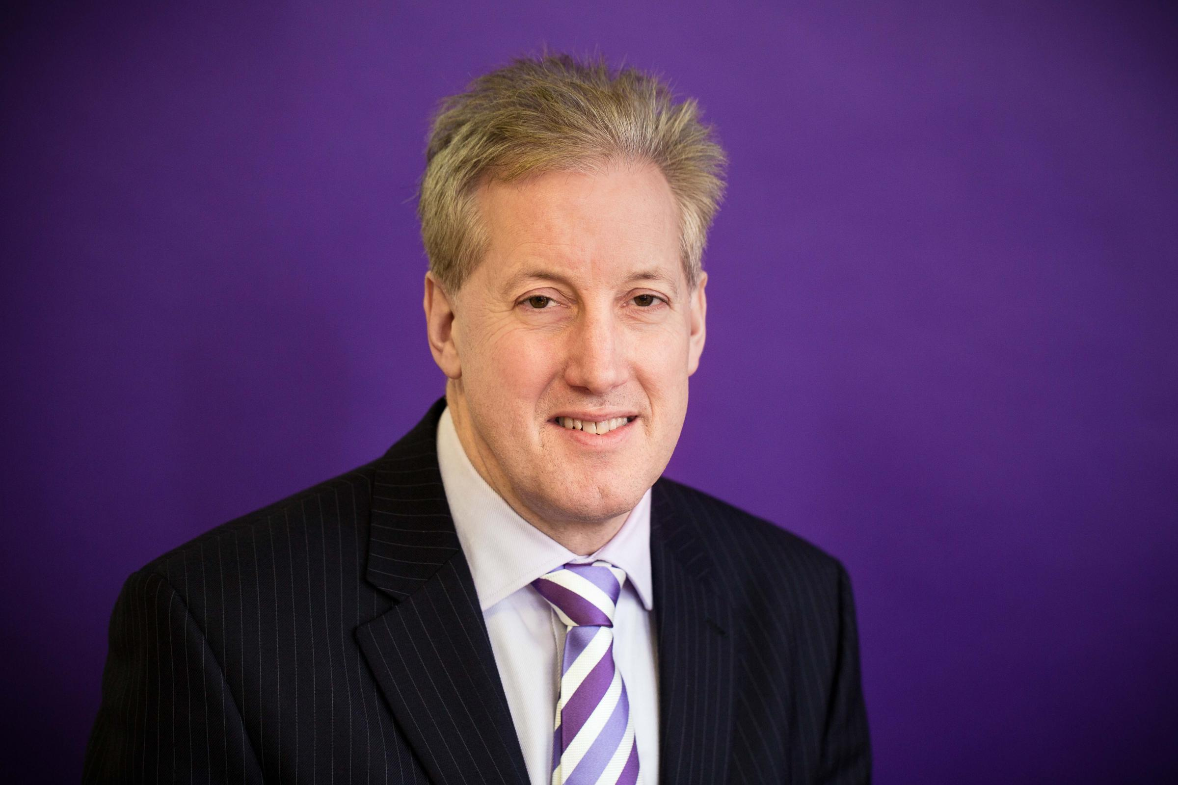 LAW: Nick O'Hara, managing director of Thursfields