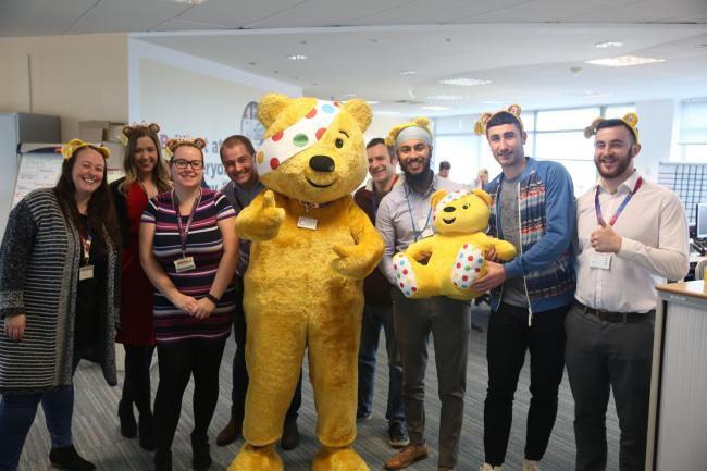 npower to be Children in Need call centre | Worcester News
