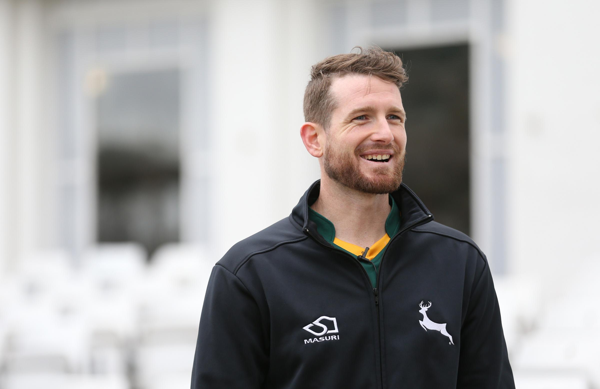 Riki Wessels has started training with his new club Worcestershire. Picture: TIM GOODE/PA WIRE