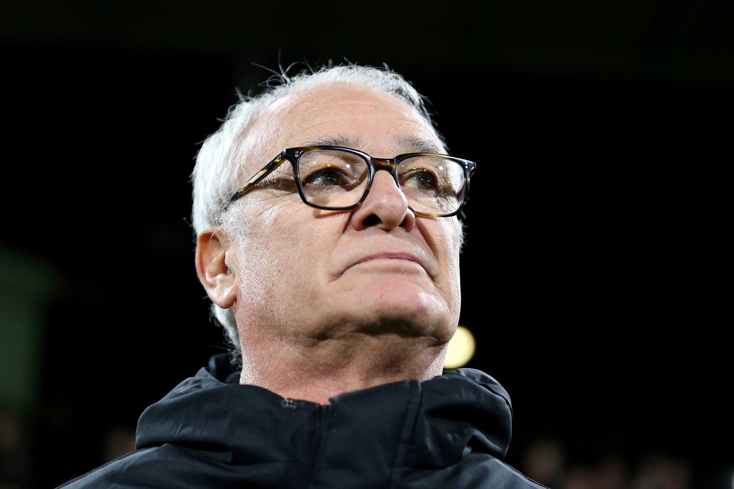 Fulham manager Claudio Ranieri goes up against Jose Mourinho again this weekend (Steven Paston/PA).