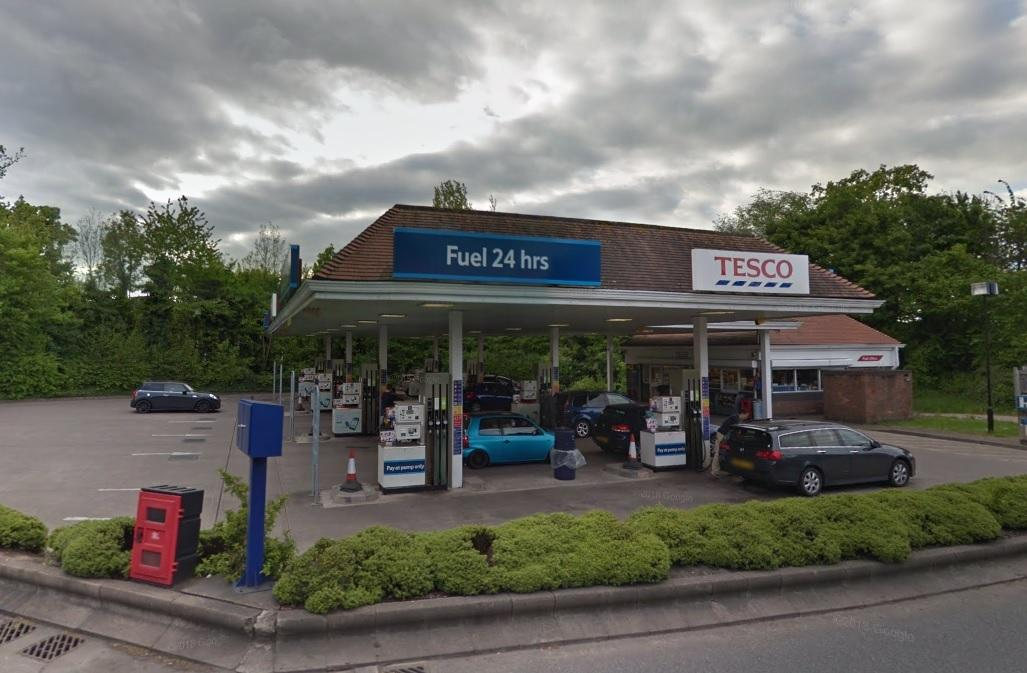 e052a8695b84 Worcester Tesco admits selling fuel with water in | Worcester News