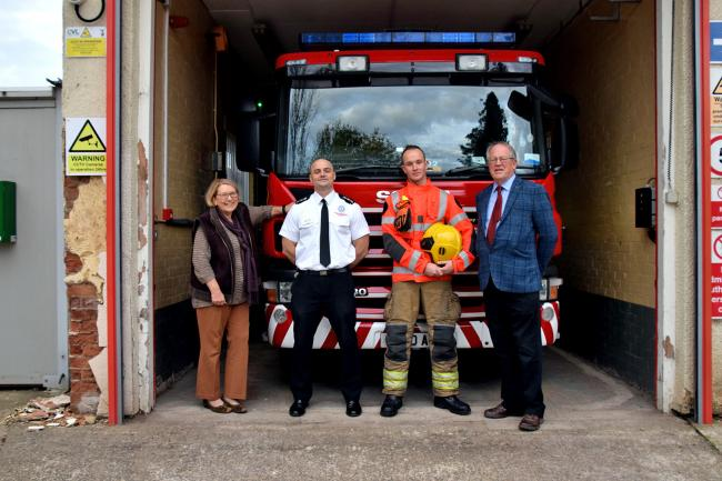 New fire station to be built in Broadway | Worcester News