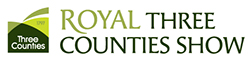 Worcester News: Royal Three Counties Show logo