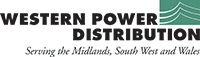 Worcester News: Western Power Distribution logo
