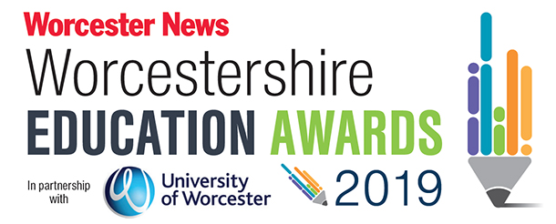 Worcester News: The  Worcester News Worcestershire Education Awards 2019 in partnership with University of Worcester