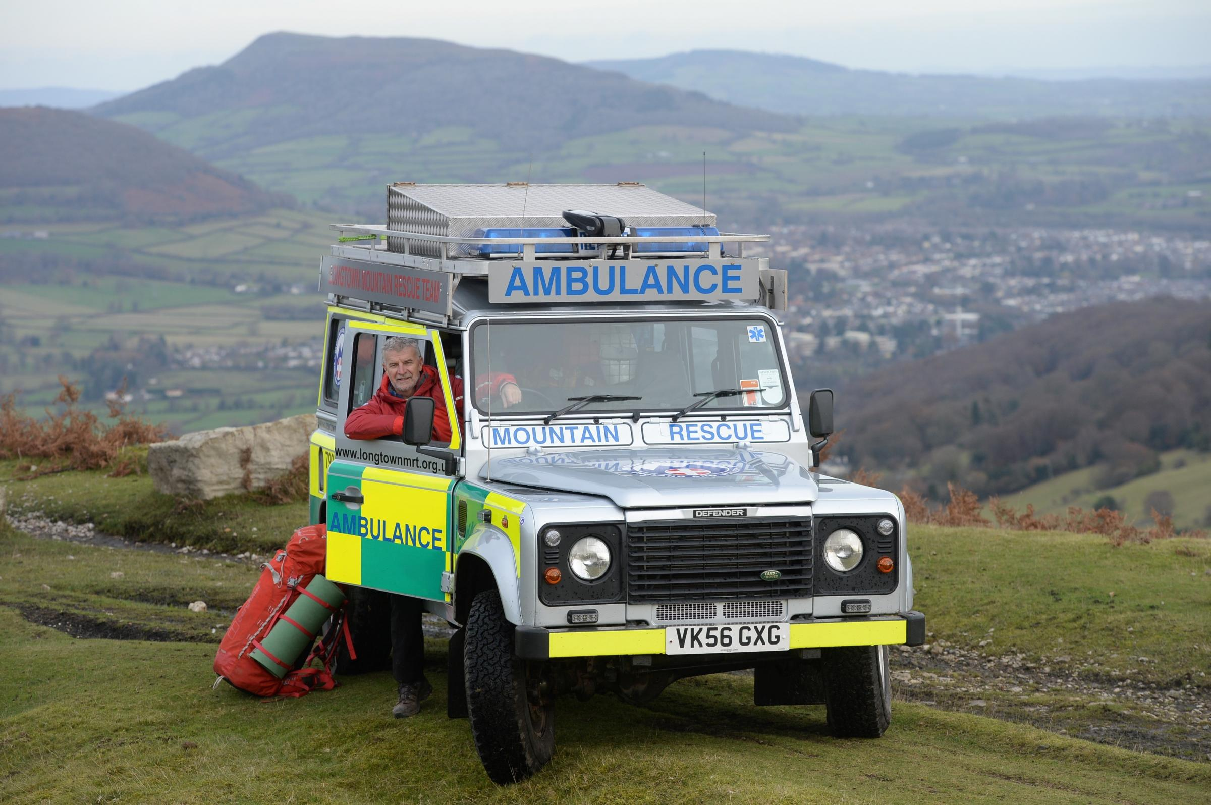 Longtown Mountain Rescue were called to the rescue
