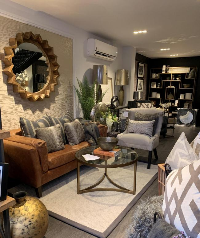 HOMES: Bayswater Interiors has a new home at Hanbury Wharf