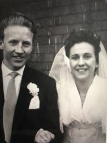 Trevor and Beryl Griffiths