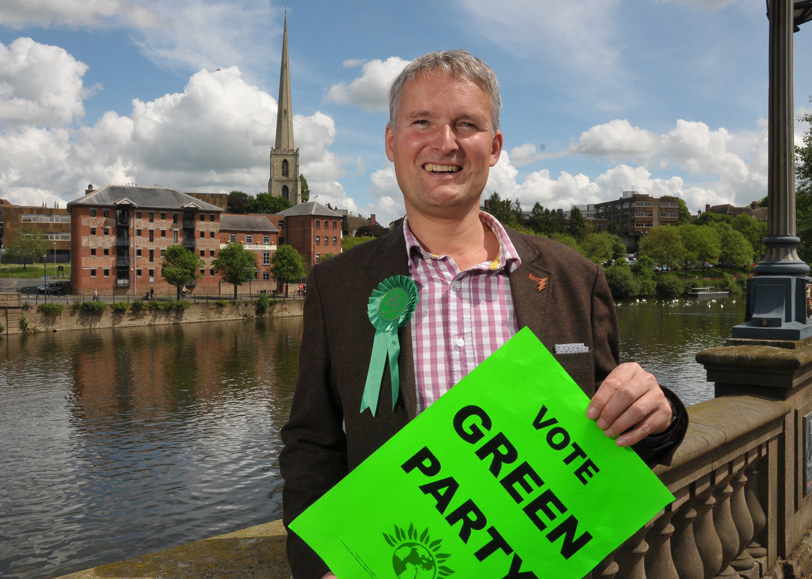 Image result for green party councilor louis stephen