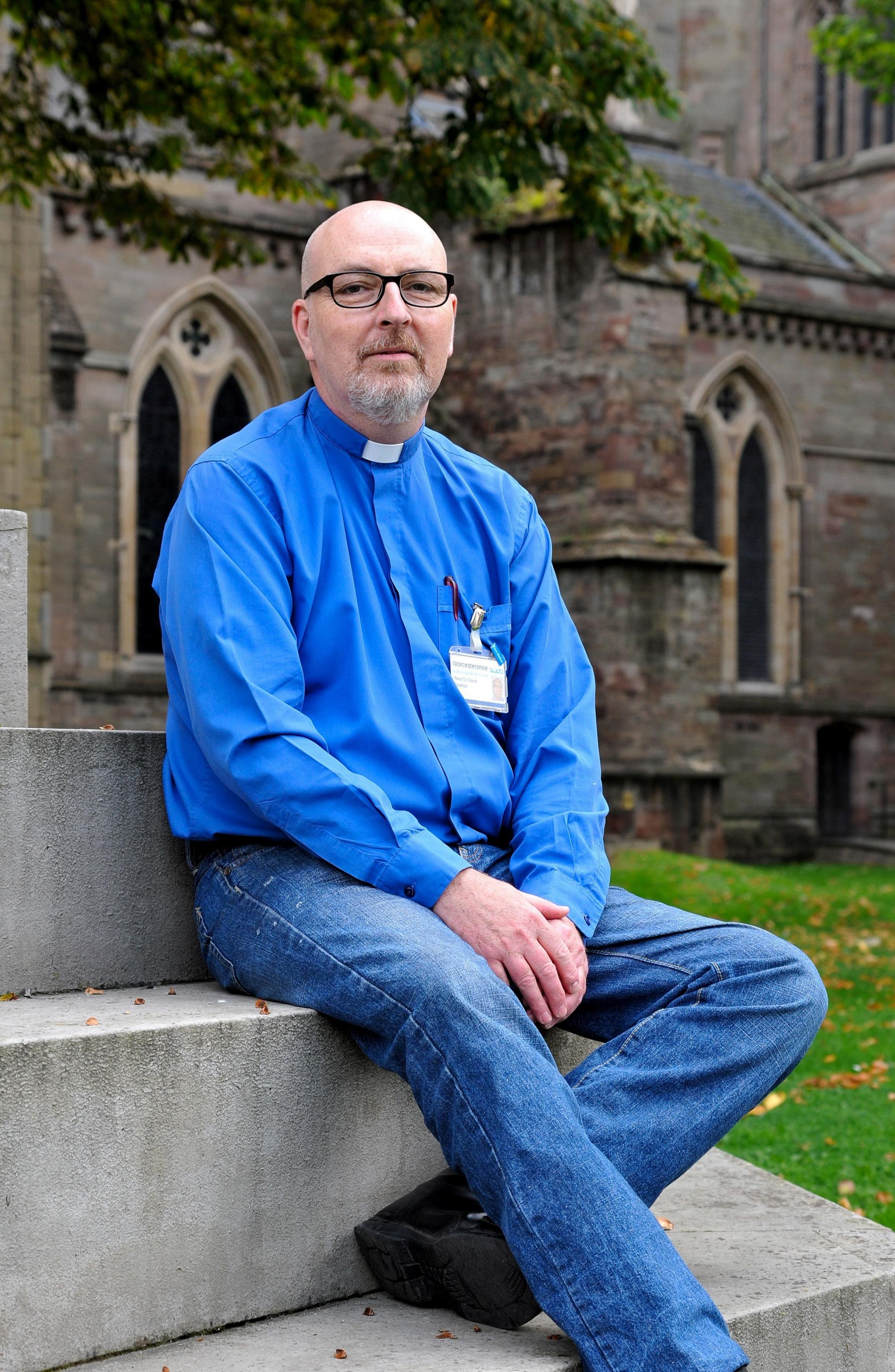 CHAPLAIN'S BLOG: You can't manage another person's grief, so don't try
